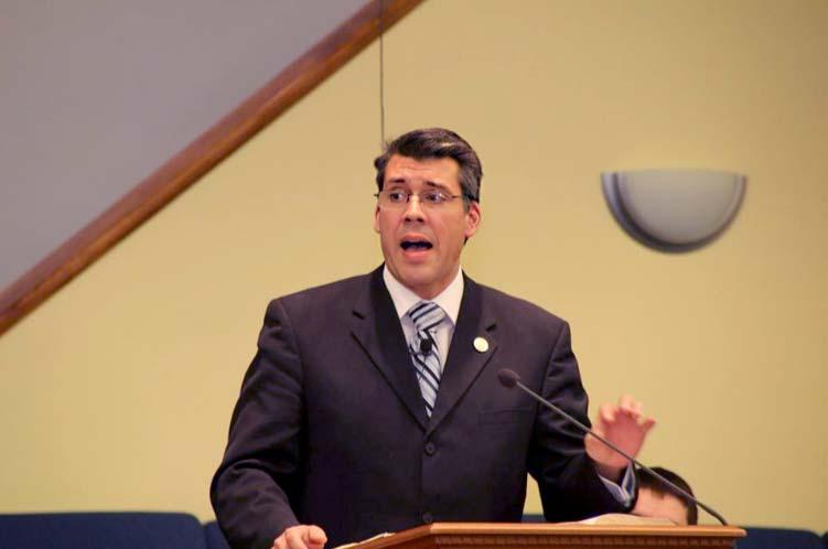 Pastor Phillip Huber