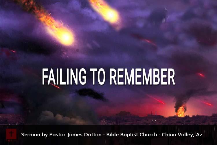 Bible Baptist Church Chino Valley Arizona Prescott Prescott Valley Bible Study Failing To Remember Az 001