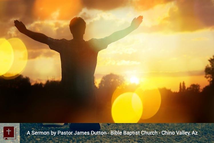 Audio Sermon All Stirred Up Bible Baptist Church Chino Valley Az
