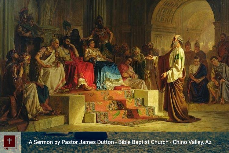 Audio Sermon The Power Of Preaching Bible Baptist Church Chino Valley Az